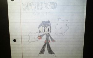 Doctor Who: Peter Capaldi's 12th doctor by superN63