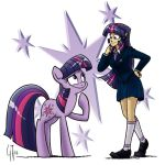 Human Ponidox Twilight Sparkle alt by GlancoJusticar