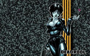 DOMINO WALLPAPER by MarteGracia