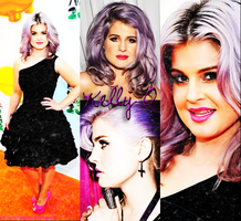 Kelly Osbourne by komapantalones