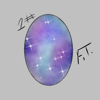 Adoptable egg! *Points only!* by Frozentinktheartisty