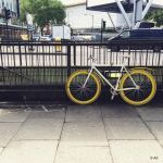 Shoreditch bike by maybejune
