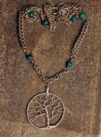 Jasper Bead Tree by PMCWorks