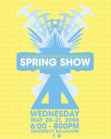 springShow Poster 2 take 3 by kenji2030