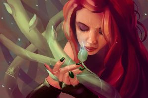 poison ivy by Mcgreevy