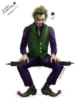 Memory of a Joker by Hands-of-Clay