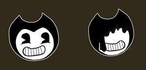 Bendy. by TheBlueDiamondKid