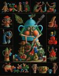 Life of fruit and vegetables by MillerTanya