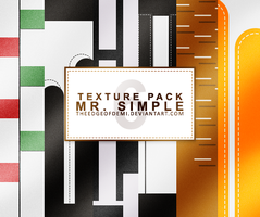 MR. SIMPLE TEXTURE PACK by TheEdgeOfDemi