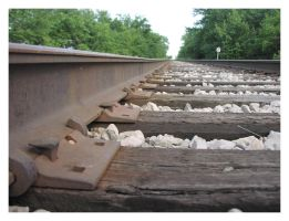 Train Tracks by DidYouLoseASock
