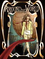 Around the World by artfullycreative