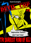 Devil Cop #1 - Cover by ivy7om