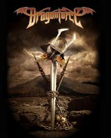 Dragonforce Shirt Design 3 by damnengine