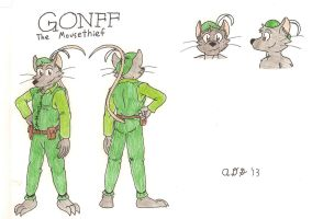 Gonff Reference and Bio by Gardboyz-Productions