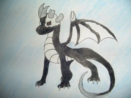 Ventus the Dragon by Ziegthefox2223
