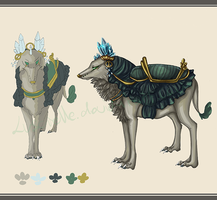 Auction-Adopt: Equis (Closed) by Salvatoret