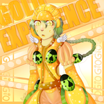 GOLD EXPERIENCE by Kiwra