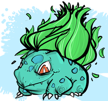 Bulbasaur by NoBullet