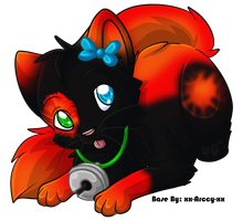 Fireburst Kitty Adopt - Offer - Adopted by Feralx1