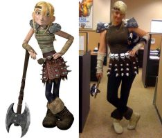 Astrid costume by LikeSoTotally