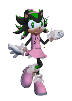 Different Hedgehog Render by aachi-chan