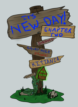 Page103 cover/title page by Clayton41