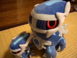 Pokemon:My Dialga by Caval