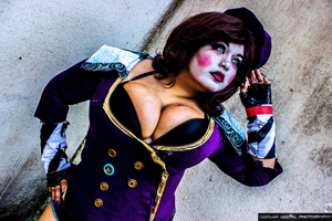 Let me grab you a drink, Sug- Mad Moxxi Cosplay by AlyChuCosplay