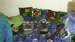 My TT bed and other TT stuff by BrittyDee