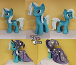 Trixie has returned by WhiteDove-Creations