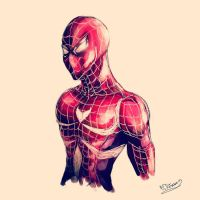 Spidey! by TheBRStory