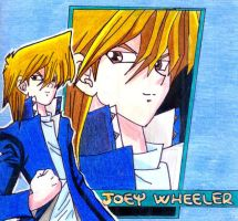 Joey Wheeler by DaisyAngel