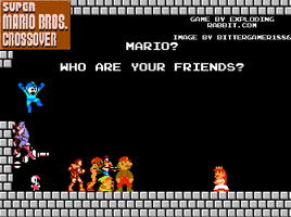 Mario's Friends... by Bittergamer1886