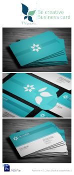 Corporate Business Card II by tngraphic