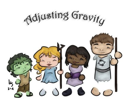 Adjusting Gravity by Kid-Apocalypse