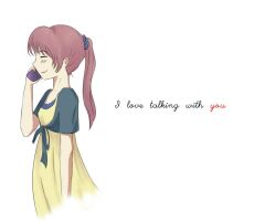 Talking with you by Lucis7