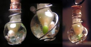Magic Vial - Bubbles by Izile