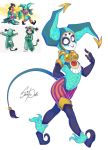 Towerfall ASC: Prancing Puppet by SquidPuke