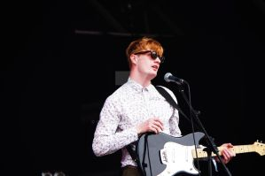 Frankie and The Heartstrings at Camp Bestival 2011 by casakouba