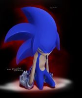 Sonic is changing by Crazybandit1