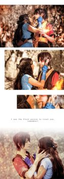 Avatar (Zuko and Katara): Unconditionally by DidsRainfall