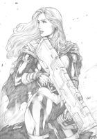 Hope Summers by Deilson
