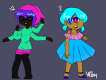 monstergirl oc adoptables! [CLOSED] by m5w