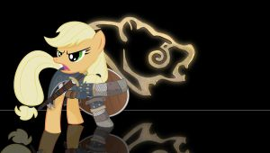 Stormcloak Applejack by Chaz1029