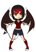 Demon adoptable [CLOSED] by guada-adopts