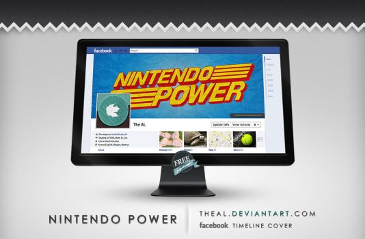 Nintendo Power Timeline Cover by TheAL