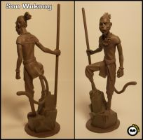 Sonwukong by KitBoab