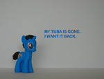 I Want My Tuba Back, pt 2 by SilverBand7
