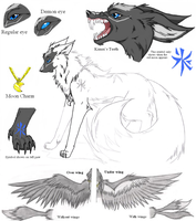 Unfinished work :kimai ref by Kimai