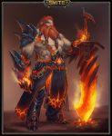 SMITE - Fire Giant by suburbbum